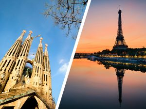 París – Barcelona